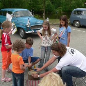 Den dětí v Kaplici