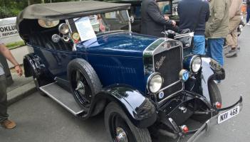 výstava Autoklub Praha 2017