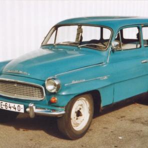 Škoda Octavia combi  typ 703-C